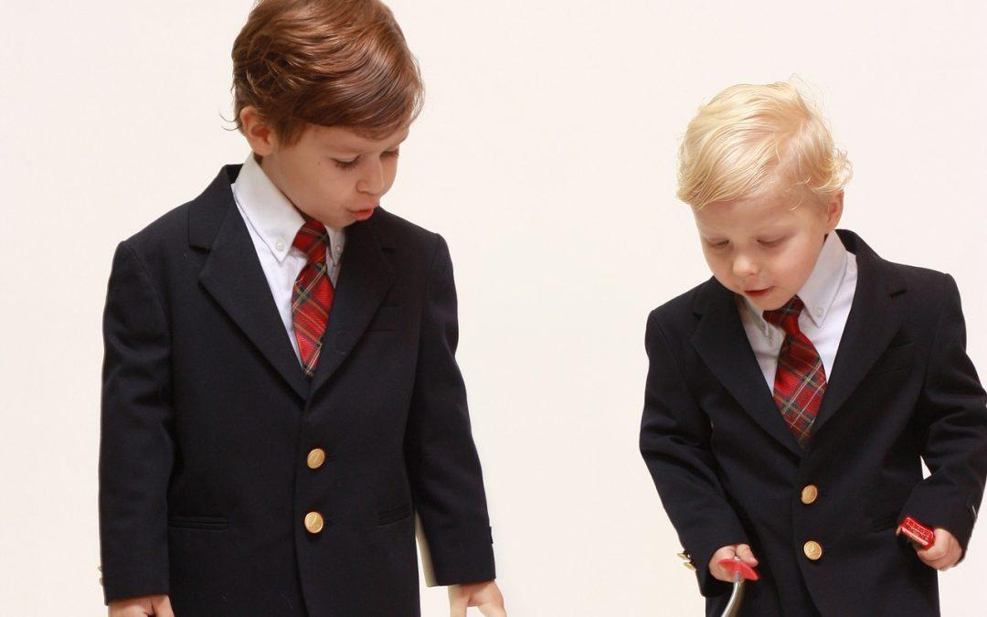 Businesskleidung – Einige Regeln die auf der Arbeit befolgt werden sollten.