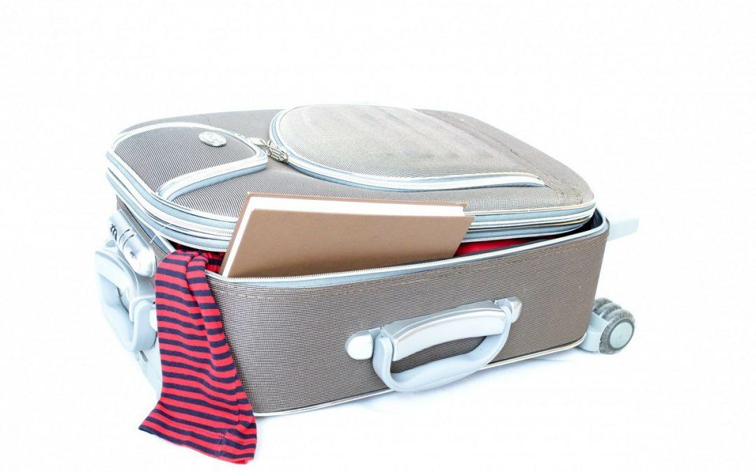 Koffer packen – wie Sie den meisten Platz herausholen
