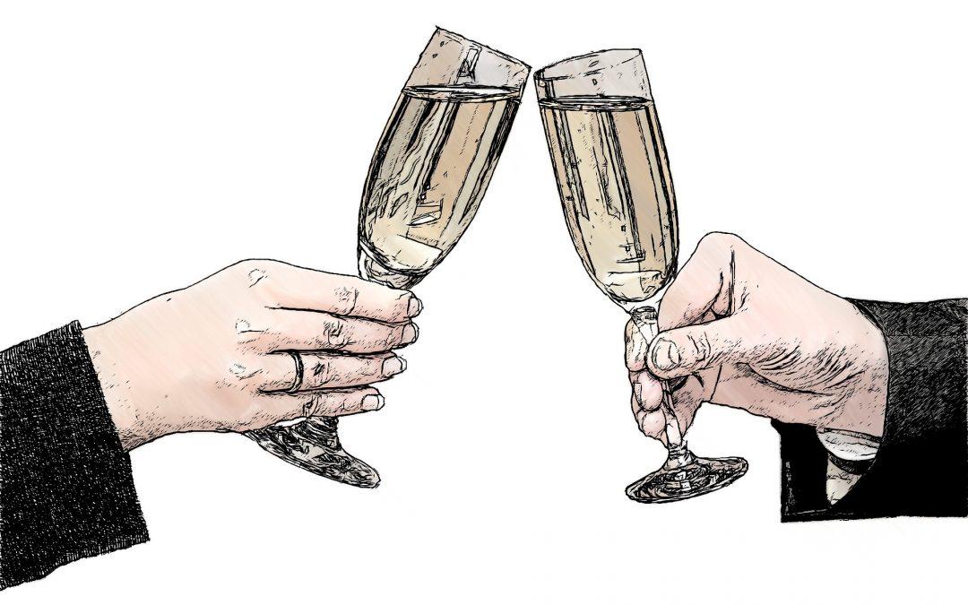 """Wie lange """"dürfen""""  Sie ein frohes neues Jahr wünschen?"""