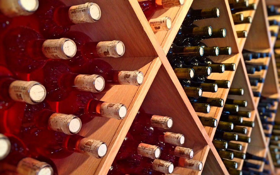 Hauswein im Restaurant